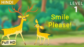 Smile Please: Learn Hindi - Story for Children