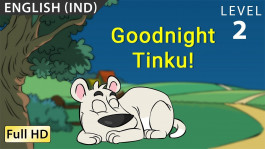 Goodnight Tinku!