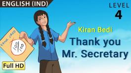 Kiran Bedi: Thank you Mr. Secretary