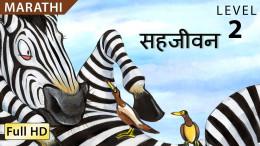 Zippy the Zebra marathi
