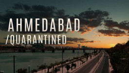 Ahmedabad city Drone view Unseen moments