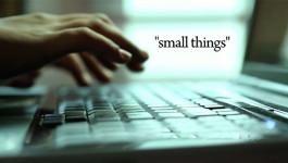 Small Things - Short film