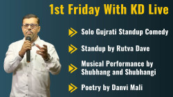 1st Friday with KD Live - March 2021