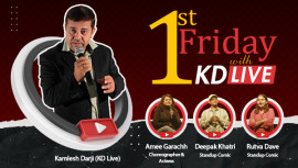 1st Friday with KD Live | Season 4 | July 2021