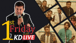 1st Friday with KD Live   Season 5   August 2021