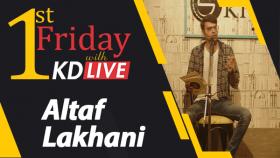 Poetry by Altaf Lakhani | કમલેશ દરજી દ્વારા લાઇવ સ્ટેન્ડ-અપ | KD Live | Season 5