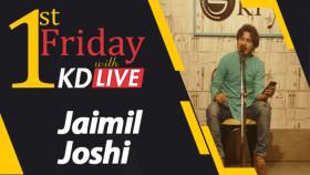 Poetry by Jaimil Joshi | કમલેશ દરજી દ્વારા લાઇવ સ્ટેન્ડ-અપ | KD Live | Season 5