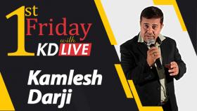 Stand-up by Kamlesh Darji | કમલેશ દરજી દ્વારા લાઇવ સ્ટેન્ડ-અપ | KD Live | Season 5