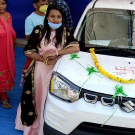 Harshika Suthar Harshi True Living