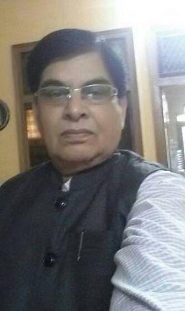 Ved Prakash Tyagi