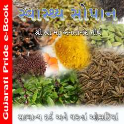 Swasthy Sopan by Shri Maa Anantanand Tirth in Gujarati
