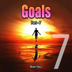 Part-7 Goals by Brian Tracy in English