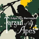 Tarzan of the Apes by EDGAR RICE BURROUGHS in English