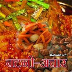Chatni - achar by MB (Official) in Hindi