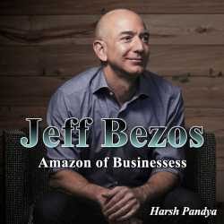 Jeff Bezos by Harsh Pandya in Gujarati