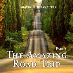 The Amazing Road Trip -3 by Bhavin H Jobanputra in English