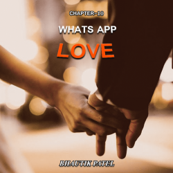 Whats app love by bhautik patel in Gujarati