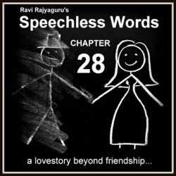 Speechless Words CH. 28 by Ravi Rajyaguru in Gujarati