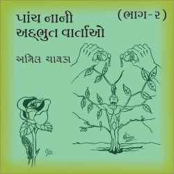 Panch nani addbhut vartao - 2 by Anil Chavda in Gujarati