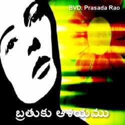 బ్రతుకు ఆశయము by BVD Prasadarao in Telugu