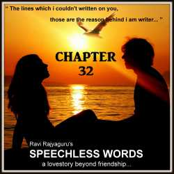 Speechless Words CH. 32 by Ravi Rajyaguru in Gujarati