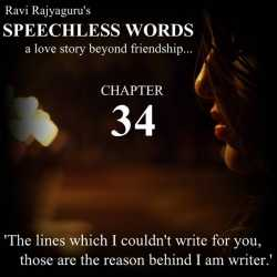 Speechless Words CH.34 by Ravi Rajyaguru in Gujarati