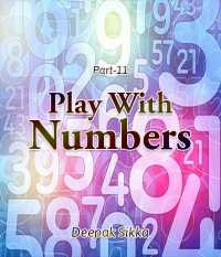 Play With Numbers Part - 11