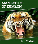 Man Eaters of Kumaon by Jim Corbett in English