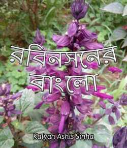 Robinson Bungalow by Kalyan Ashis Sinha in Bengali