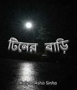 Tin house by Kalyan Ashis Sinha in Bengali