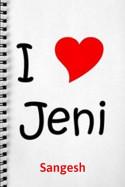 I Jeni by Sangesh in Tamil