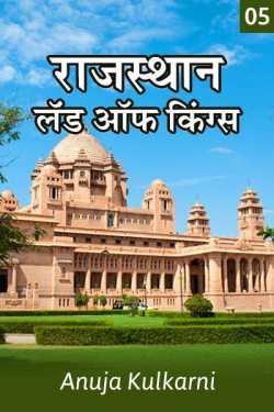 23. Rajasthan - land of king - 5 by Anuja Kulkarni in Marathi