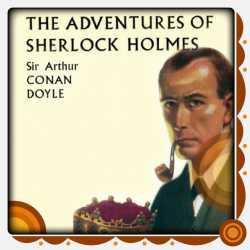 The Adventure of Sherlock Homes by Arthur Conan Doyle in :language