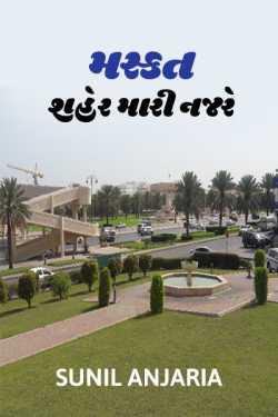 muscat shahet mari najare by SUNIL ANJARIA in Gujarati