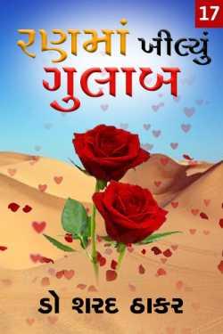 Ran Ma khilyu Gulab - 17 by Dr Sharad Thaker in Gujarati