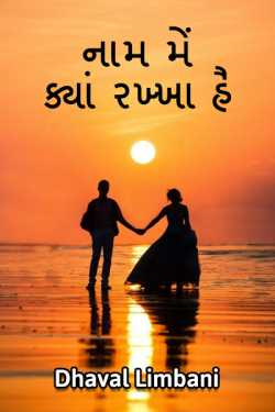 નામ મેં ક્યાં રખ્ખા હૈ by Dhaval Limbani in :language