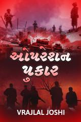 ઓપરેશન પુકાર દ્વારા Vrajlal Joshi in Gujarati