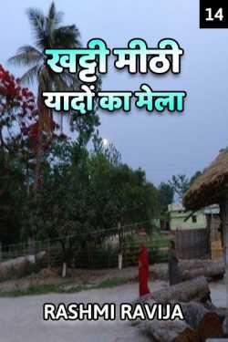 Khatti Mithi yadon ka mela - 14 by Rashmi Ravija in Hindi