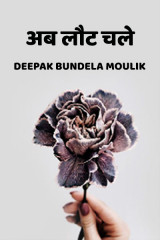 अब लौट चले by Deepak Bundela AryMoulik in Hindi