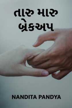 તારુ મારુ બ્રેકઅપ by Nandita Pandya in :language