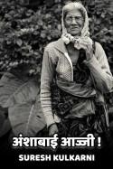 अंशाबाई आज्जी! by suresh kulkarni in Marathi