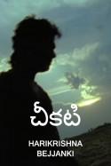 చీకటి by HARIKRISHNA BEJJANKI in Telugu