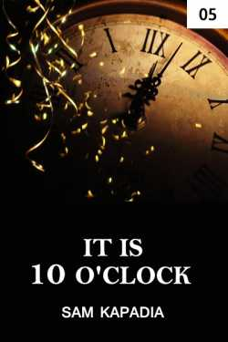 It is 10 Oclock - 5 by Sunil Kapadia in English
