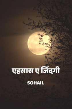 Ehsaas e zindagi - 1 by Sohail in Hindi