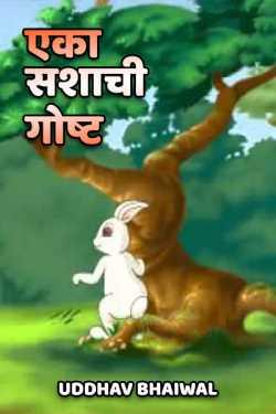 Eka sashachi Gosht by Uddhav Bhaiwal in Marathi