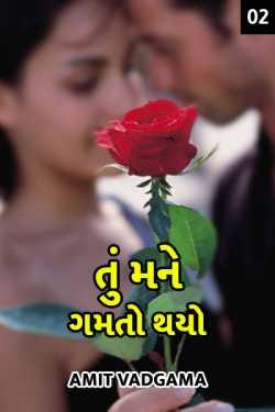 tu mane gamto thayo - 2 by Amit vadgama in Gujarati