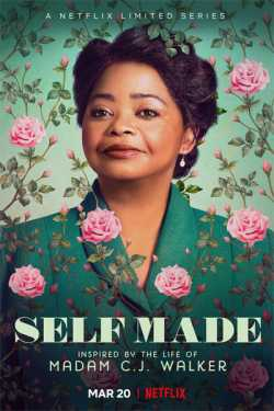 Self Made Inspired by the life of Madam C J Walker by Disha Barot in Gujarati