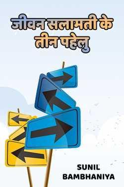 jivan salamati ke teen pahelu by Sunil Bambhaniya in Hindi