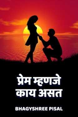 Prem mhanje kaay asat by Bhagyshree Pisal in Marathi