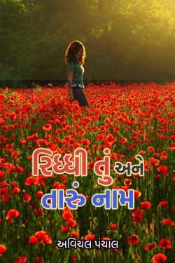 riddhi tu ane taru naam by અવિચલ પંચાલ in Gujarati